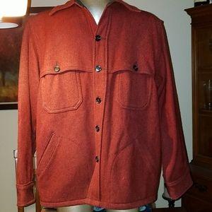 Vintage Woolrich Hunting Cruiser Jacket